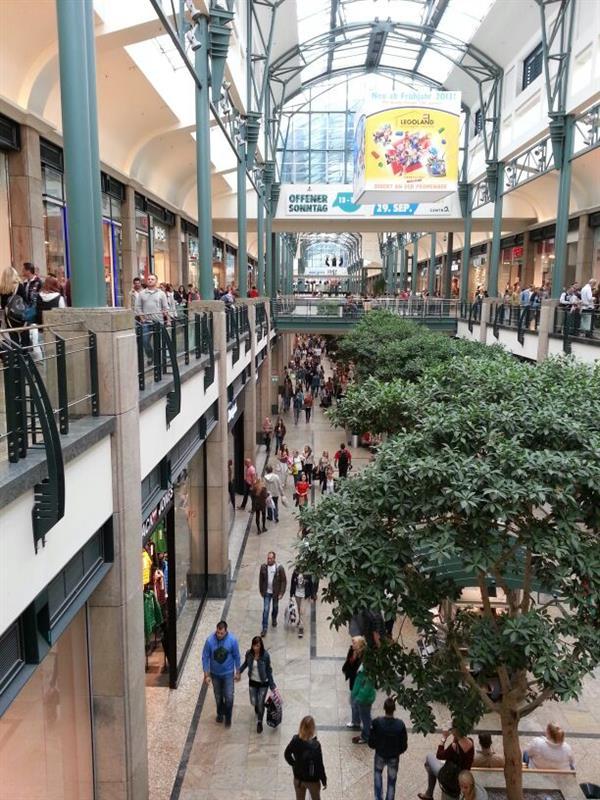 Shoppen in Duitsland: Centro in Oberhausen