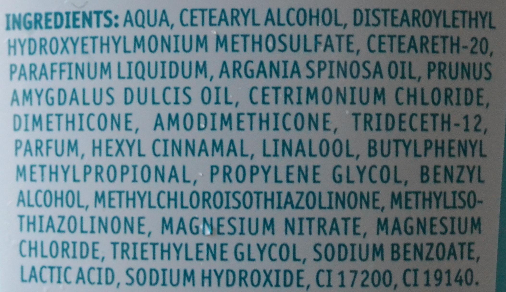 Maroccan shampoo en crèmespoeling