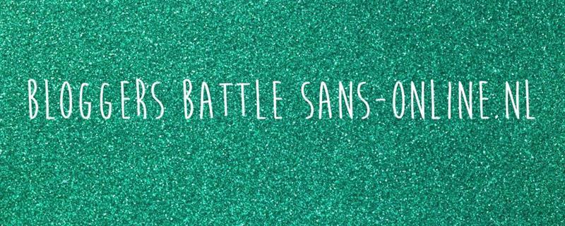 Sans-online.nl bloggers battle