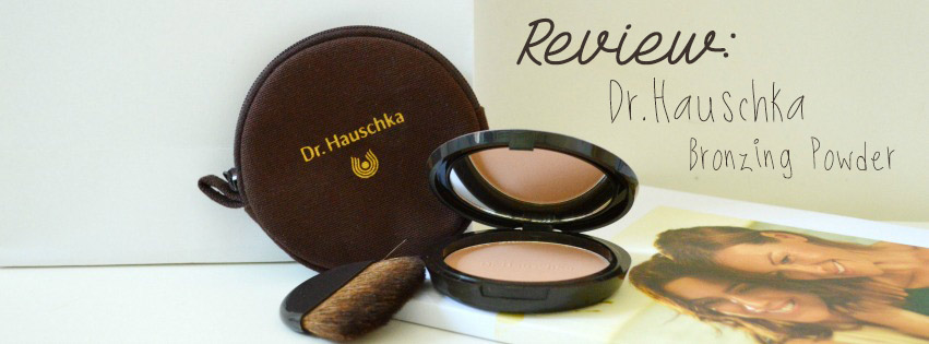 Review: Dr. Hauschka Limited Edition Bronzing Powder