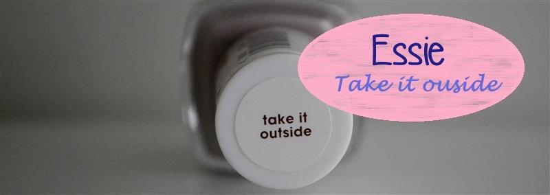 Essie – Take it outside
