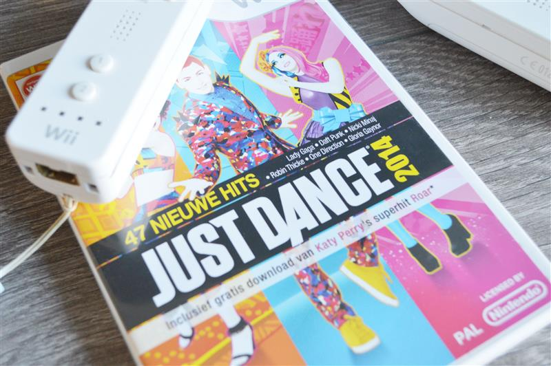 Do try this at home: Wii Just Dance 2014