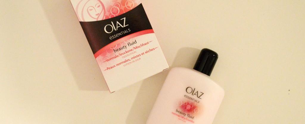 Review: Olaz beauty fluid