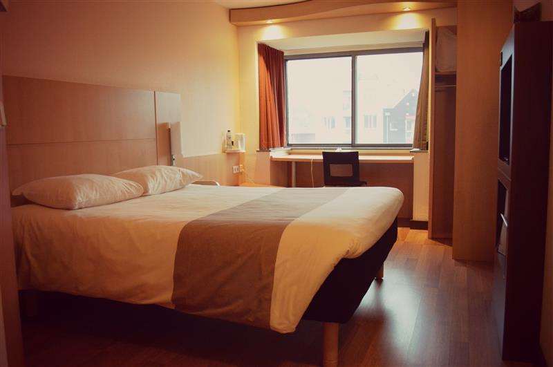 Een overnachting in het Ibis hotel in Amsterdam