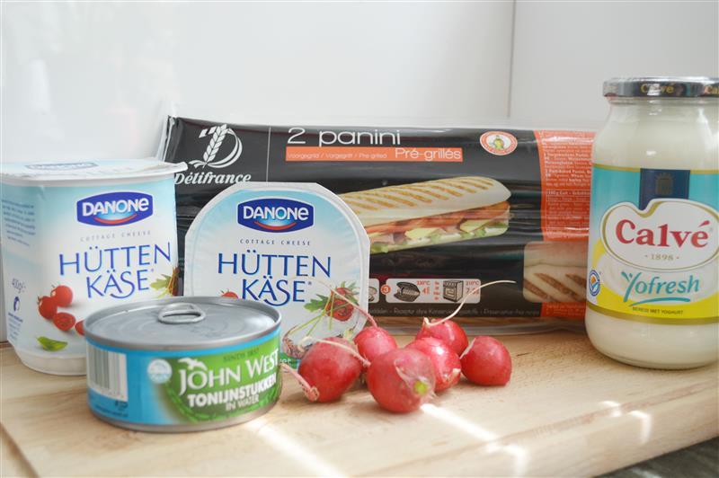 Let's cook: Hüttenkase met tonijn #lekkerlicht