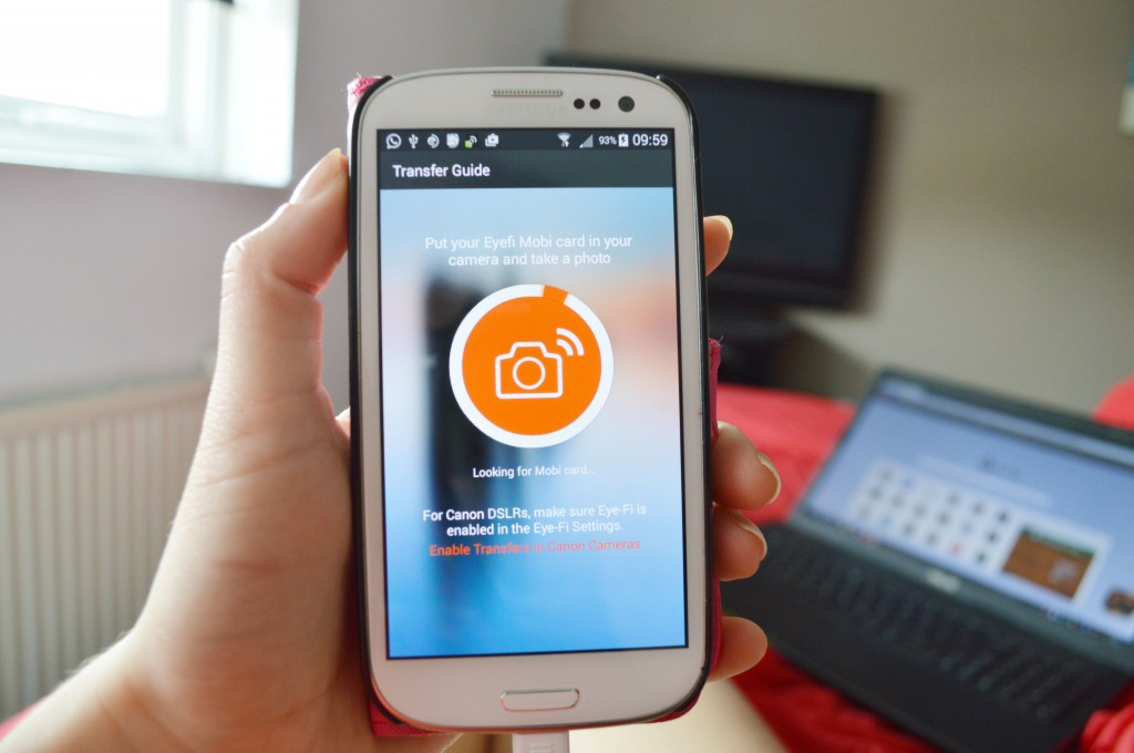 Review: Eyefi Mobi SD kaart