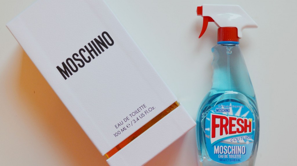 Review: MOSCHINO – FRESH COUTURE