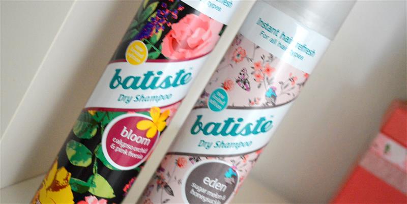 Batiste Droogshampoo LE Eden & Bloom