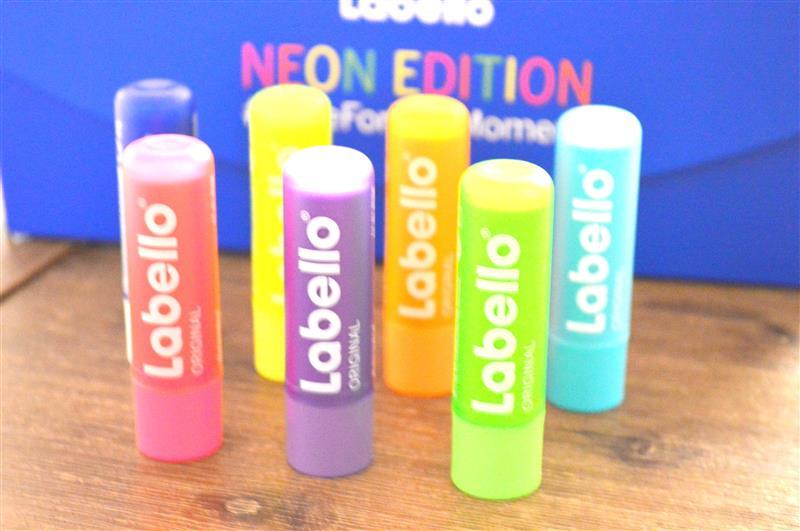 Labello Neon Editions