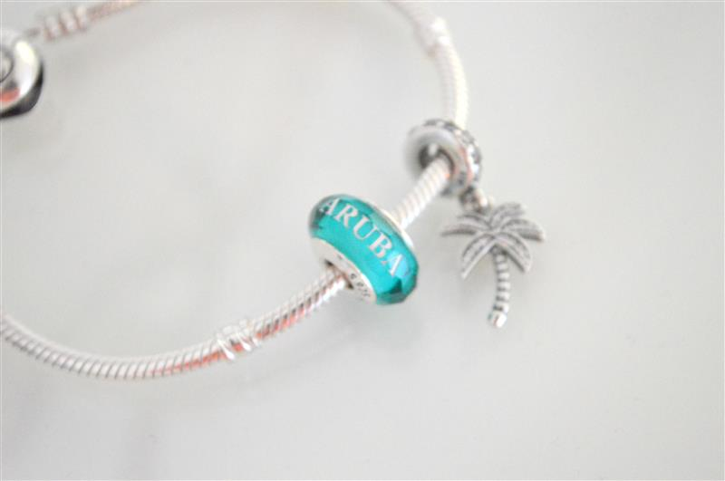 Mijn nieuwe Pandora armband