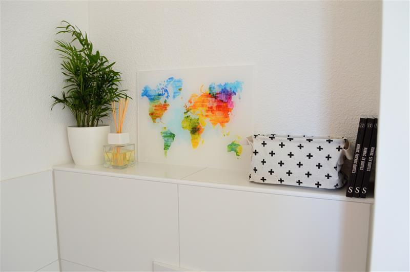 Wereldkaart van Wereldkaarten.nl