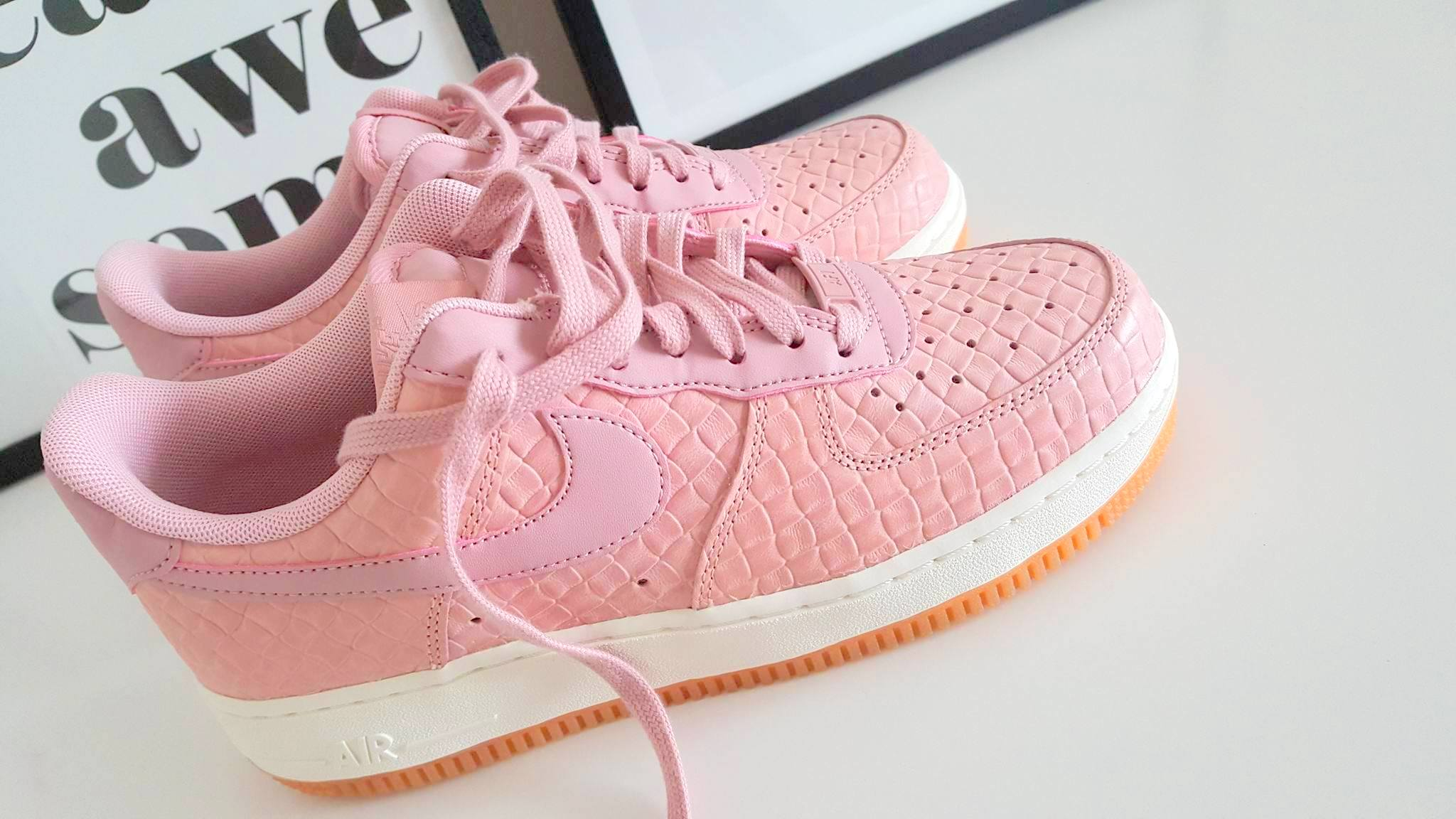 Outfit | Nike Air Force 1 07 Premium – I scream beauty