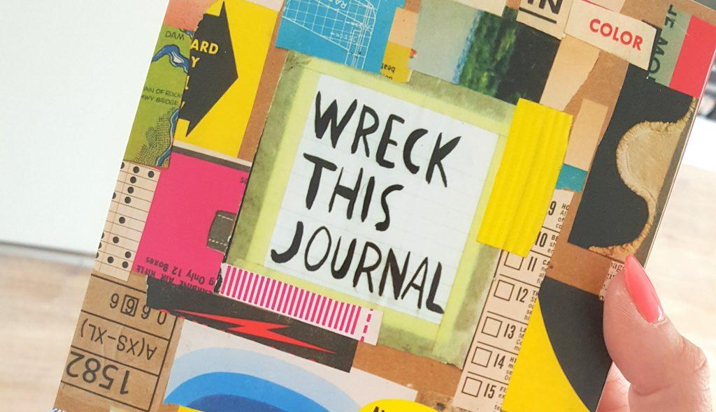 [ gesloten ] WINACTIE | 'Wreck this journal' bestaat 10 jaar en dat vieren we met een speciale editie!