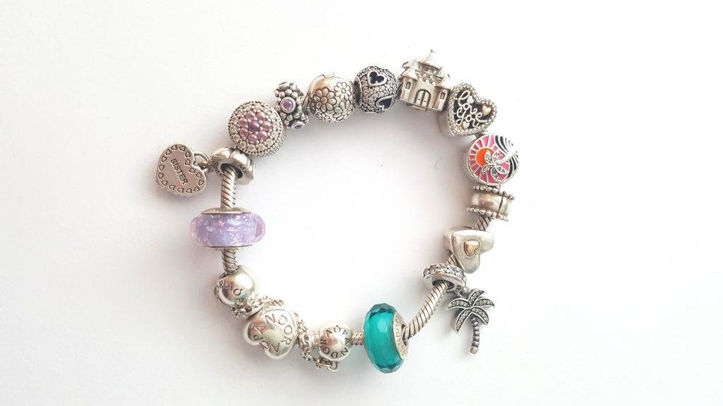 Mijn Pandora armband