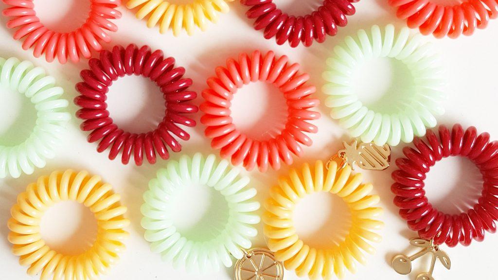 Nieuwe Invisibobbles | Tutti Frutti