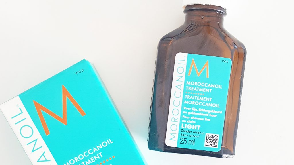 Review | Moroccanoil Treatment Light