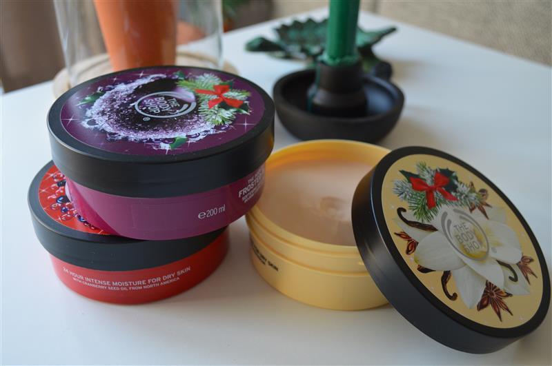 De nieuwe bodybutters van The Body Shop!