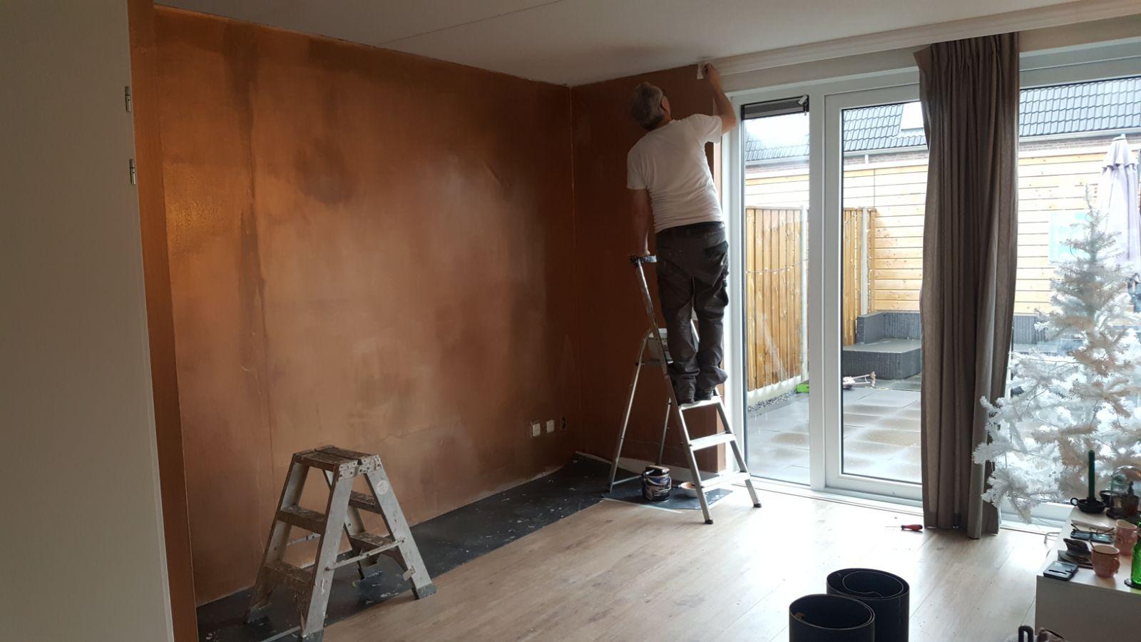 Project: verbouwing van de woonkamer – I scream beauty