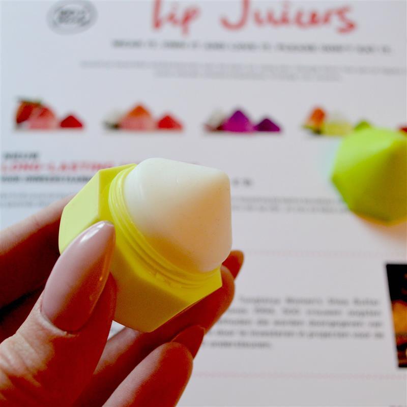 Review: Lip Juicers van The Body Shop
