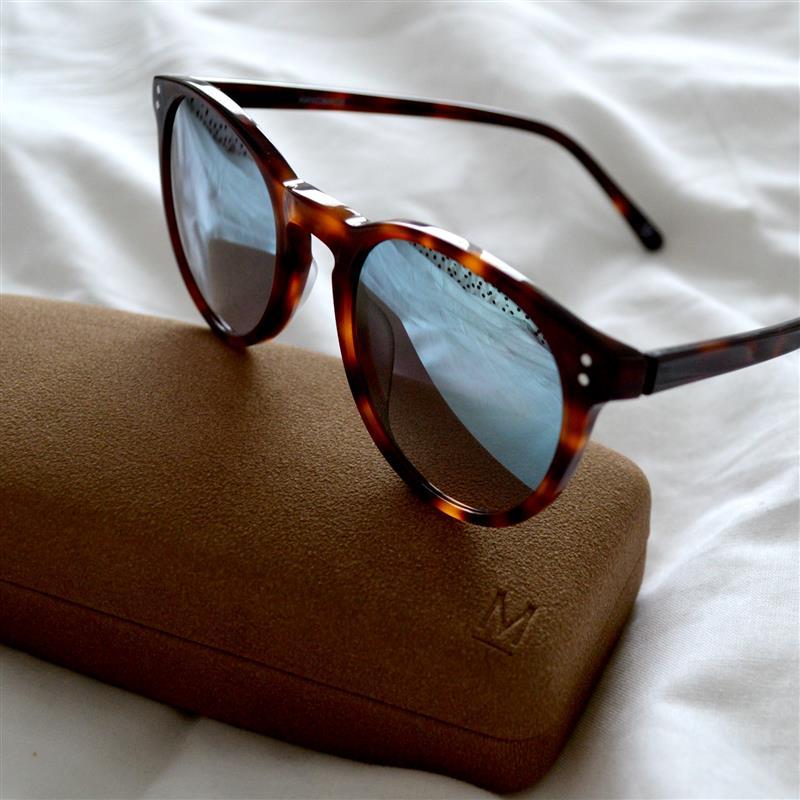 Mijn nieuwe zonnebril van Manfield