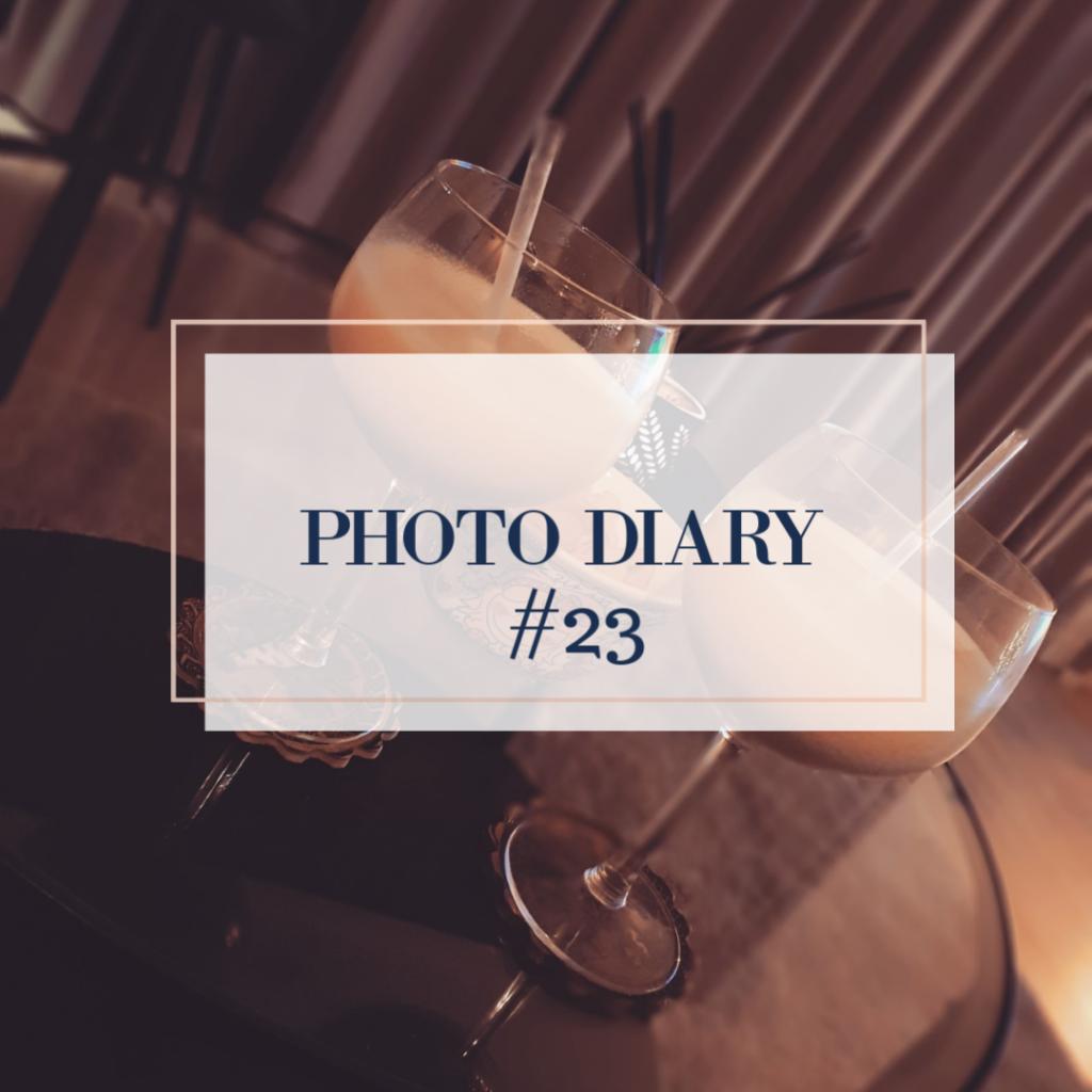 Photo Diary #23 Cocktails, wandelen en een kerstboom!