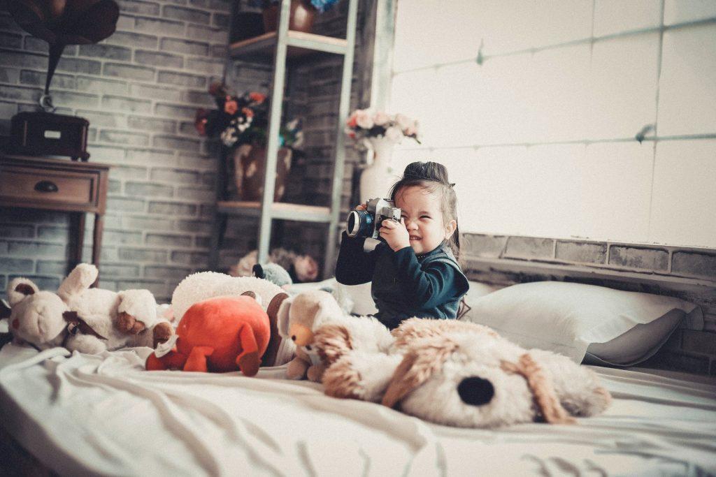 Een fijne woonkamer voor jou en je kindje