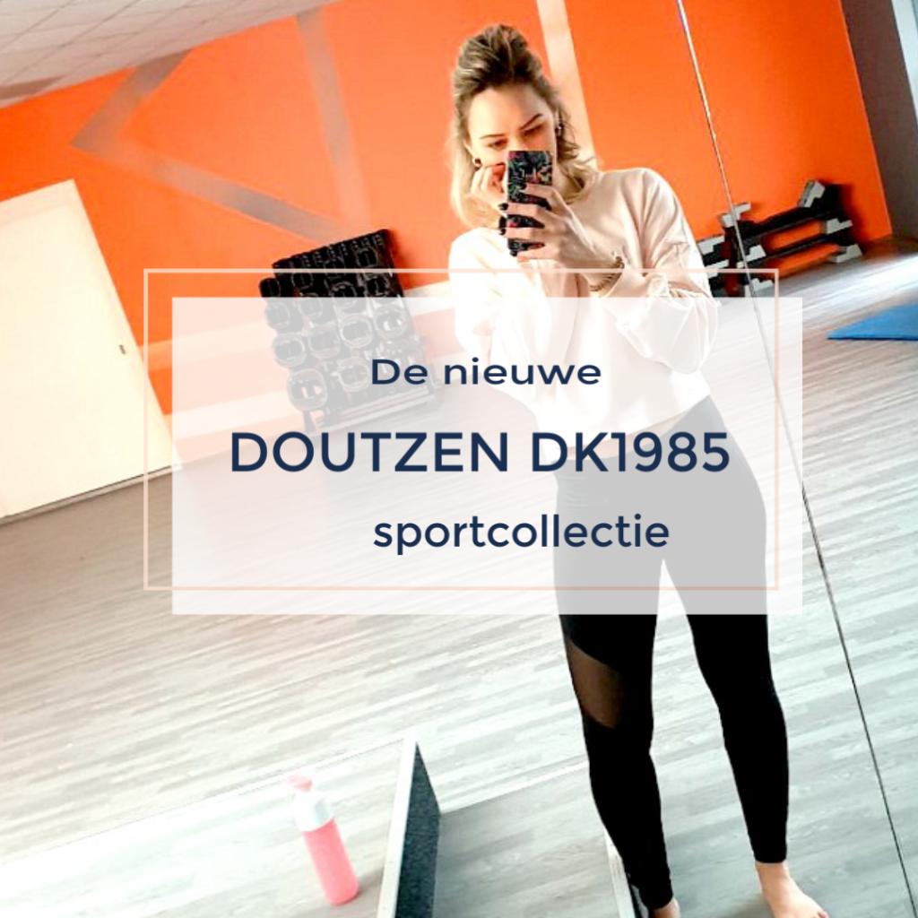 De nieuwe Doutzen sportcollectie (Hunkemöller)