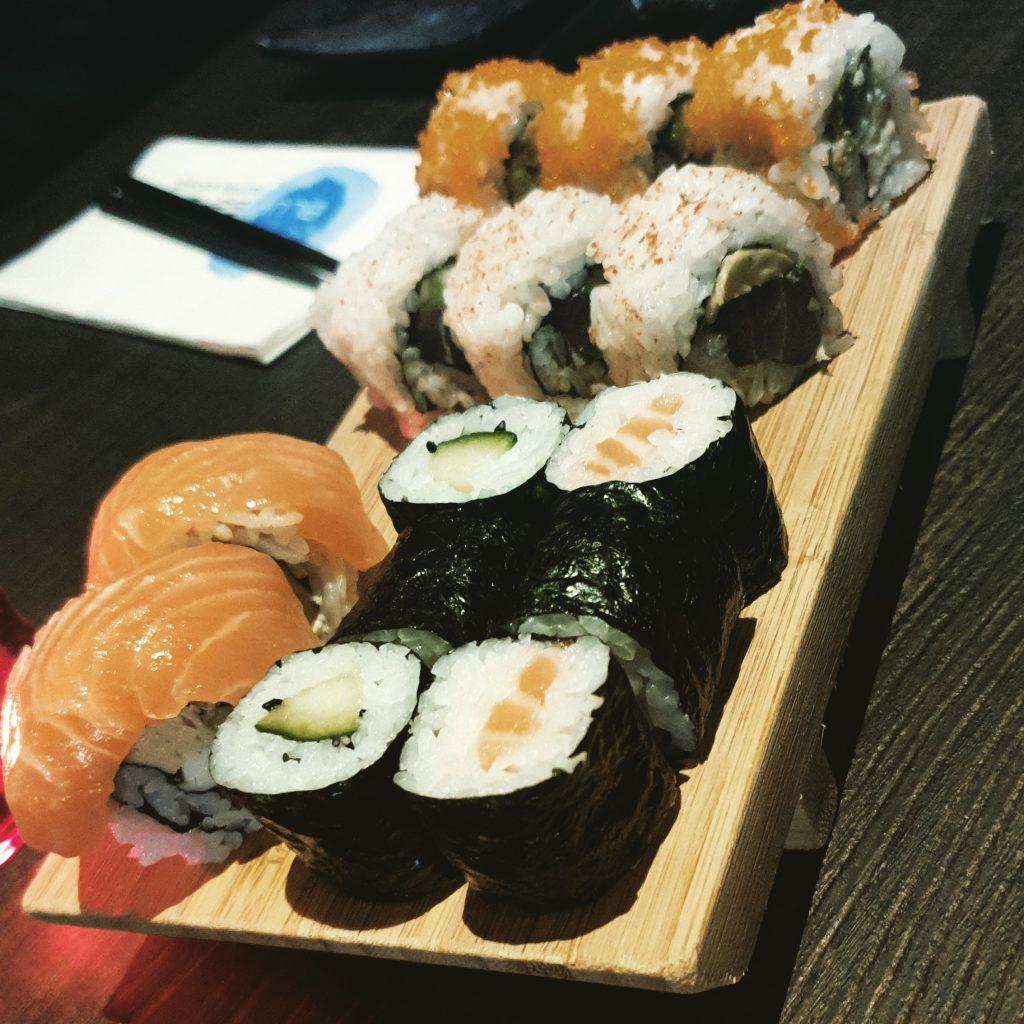 Photo Diary #27 Vakantie, sushi en wijn!