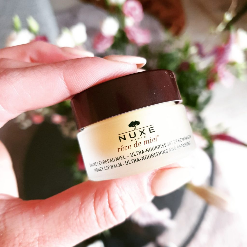 Review: NUXE RÊVE DE MIEL ULTRA-NOURISHING LIP BALM