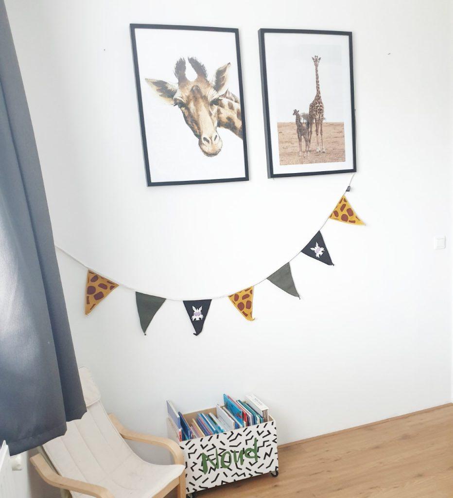 Sneak peek in de kinderkamers (en in onze slaapkamer!) + kortingscode!