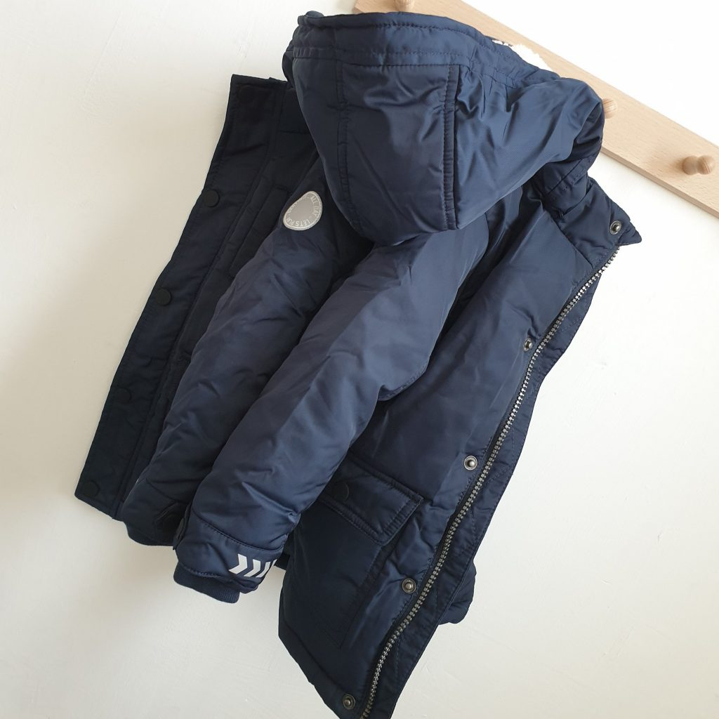 Nieuwe herfst/winterkleding voor Noud via Schattigebabykleertjes.nl