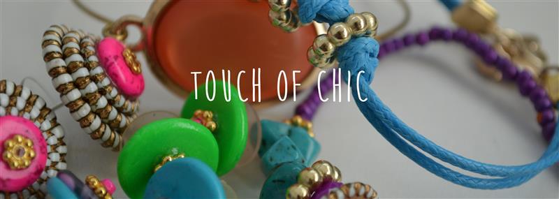 Sieraden van Touch of Chic