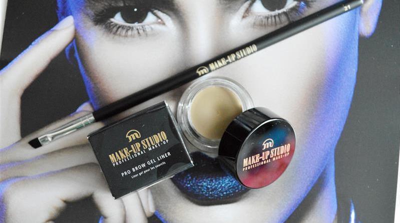 Review: Make-up Studio PRO Brow Gel Liner