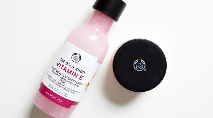 Review: The Body Shop VITAMIN E