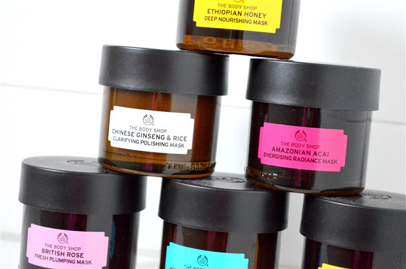 Superfood masks for your face – The Body Shop