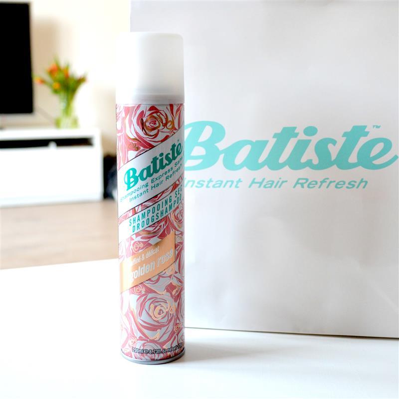 Nieuw | Batiste Golden Rose: Love is in the air!