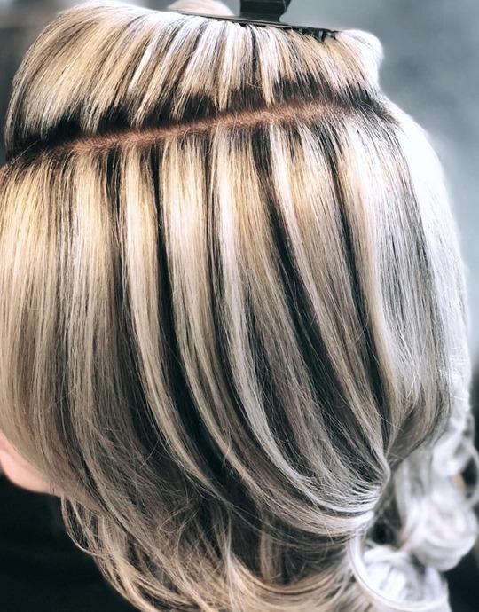 Nieuw haar! Met voor en na foto's