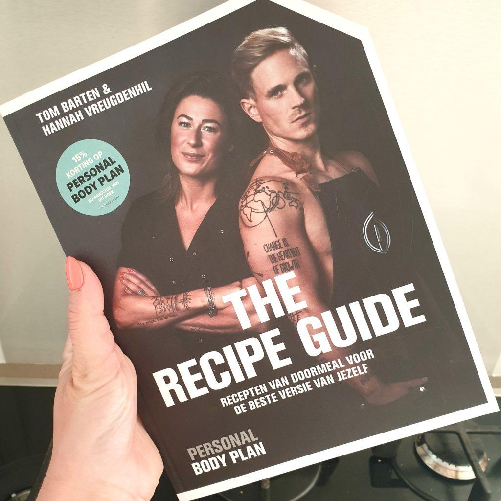 Hoe ik mijn laatste (zwangerschaps)kilo's kwijtraakte + win The Recipe Guide van Personal Body Plan!
