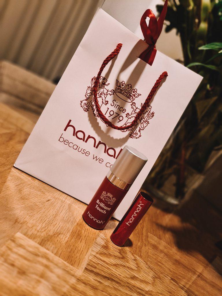 Winactie #1 hannah Brilliant Touch producten t.w.v. €72,-